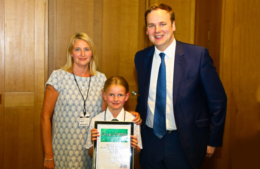William hosts One Voice parliamentary reception