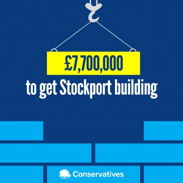 Stockport has been allocated funding to boost our local economy